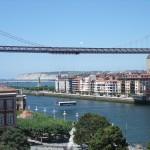 Baskický most přes řeku Niervión